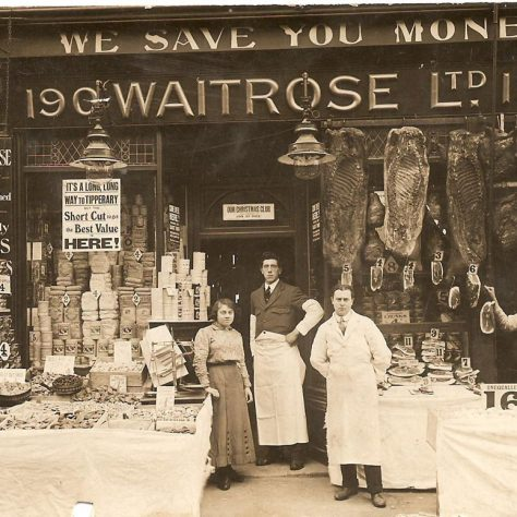 Acton Lane Waitrose c.1914