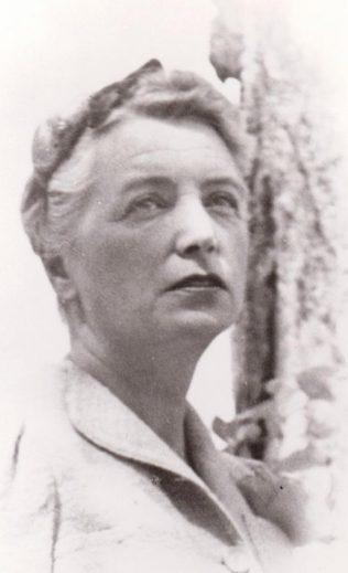 Mrs. Lewis c1940