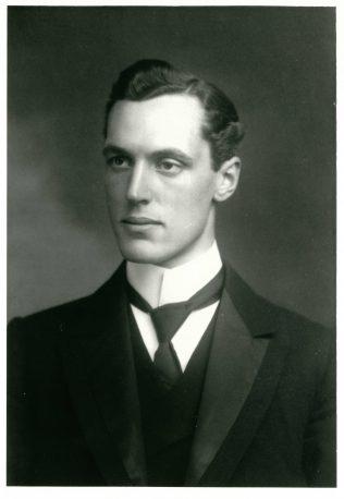 John Spedan Lewis in 1904