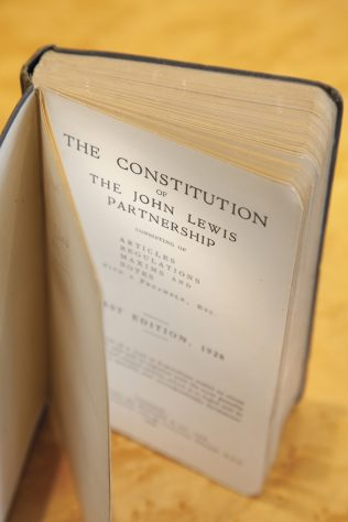 The Constitution 1928 | Gazette image library
