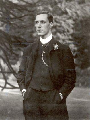 John Spedan Lewis, aged 19
