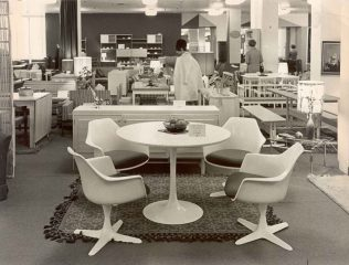 White furniture 1966
