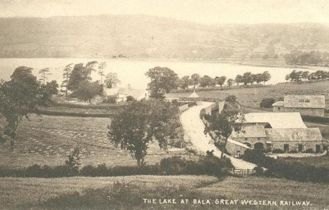 The History of Bala Lake Hotel