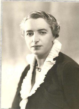 Sarah Beatrice Mary Lewis