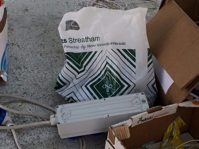 JLP bags in unexpected locations