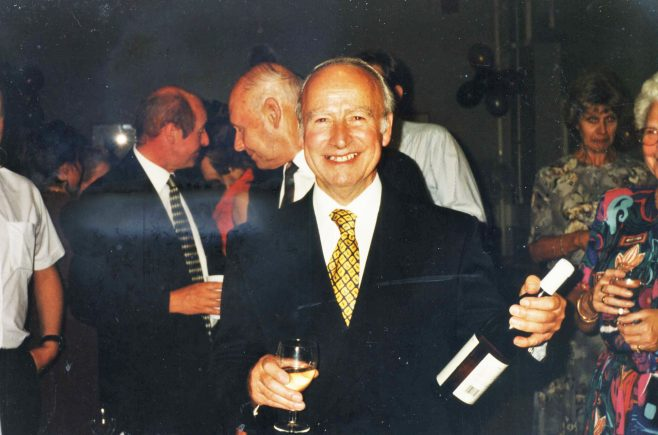Jim Starr's Retirement Party 15th August 1996