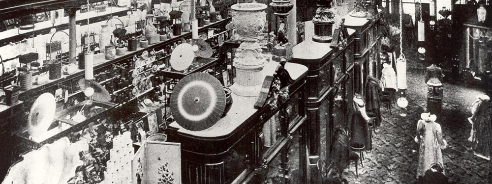 Peter Jones Interior c1900