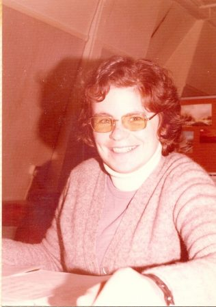 Leslie Ramsbottom. She worked for Sue in the Bought Ledger. Her father was an important figure in the University managing their facility in Madingly. | David Pacey