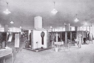The new modern interior of Peter Jones, 1936-1939