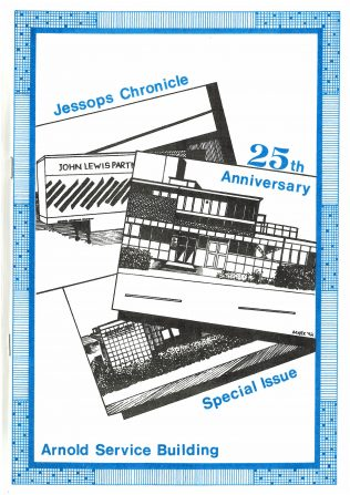 Special Issue of the Chronicle celebrating the 25th Anniversary of the opening of Arnold