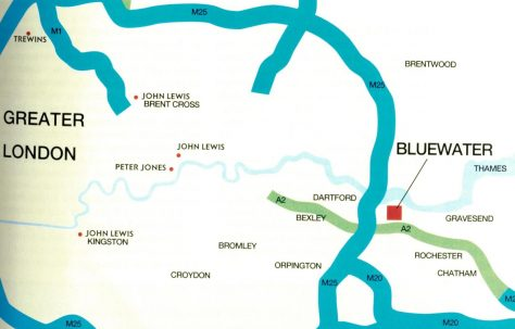 Background to the Bluewater plan