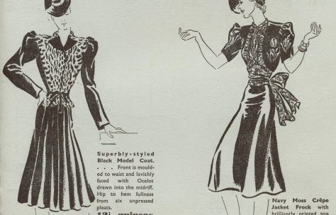 Acquisition and the War Years at Bon Marche