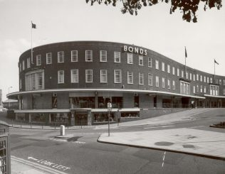 The Bonds exterior by the 1970s