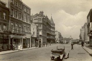 Caley's exterior, 1915-1920