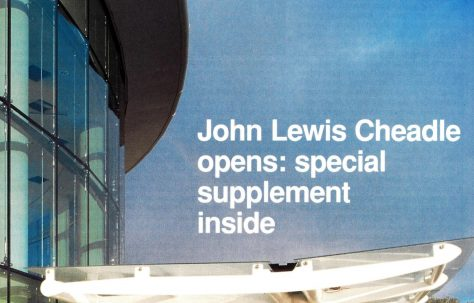 The Grand Opening of John Lewis Cheadle