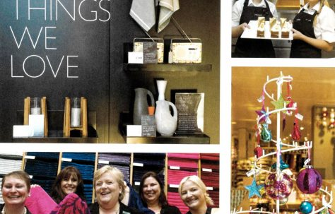 The Grand Opening of John Lewis At Home Chester