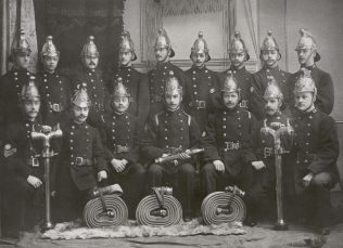 The Cole Brothers Fire Brigade, 1900-1910