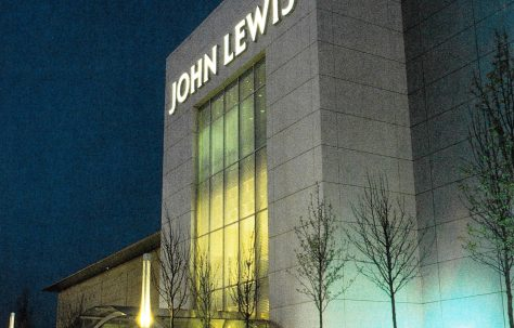 The grand opening of John Lewis Cribbs Causeway
