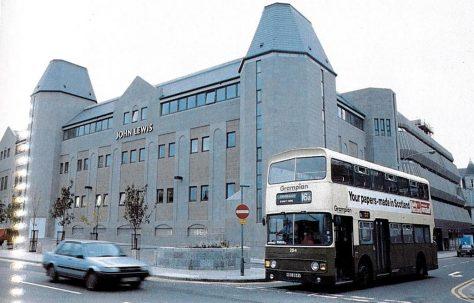 John Lewis & Partners Aberdeen