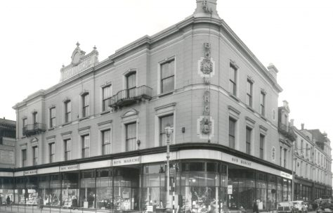 The acquisition of the Selfridge Provincial Stores