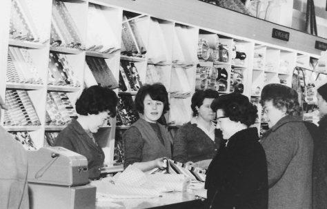 Silk Shop Edinburgh