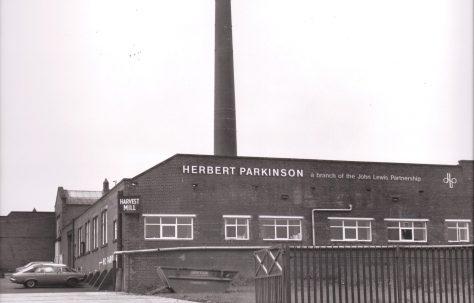Herbert Parkinson