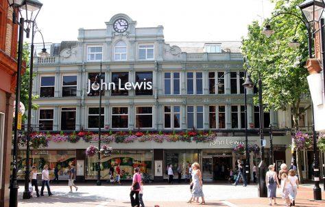 John Lewis Reading