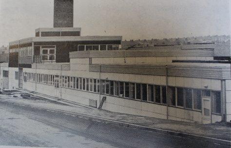 Arnold Service Building