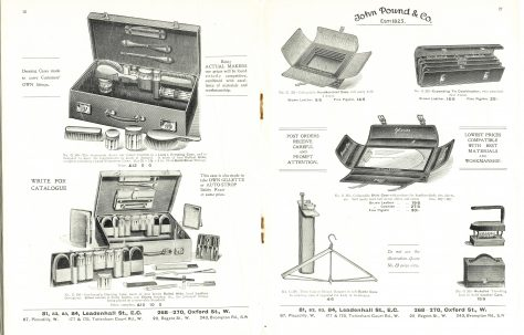 John Pound and Co. Ltd