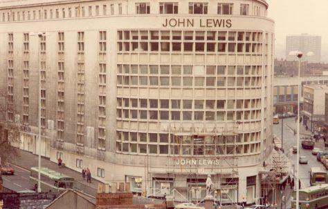 John Lewis Bristol