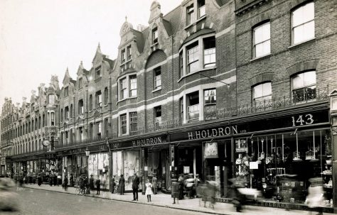 Holdrons Ltd, Peckham