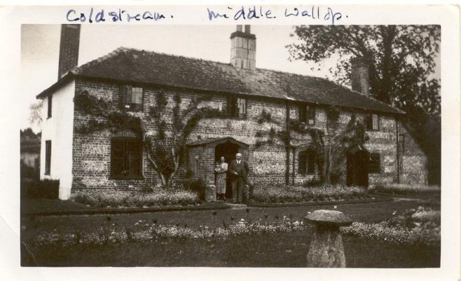 Coldsteam, home of Henry Trewin | JLP Archive Collection