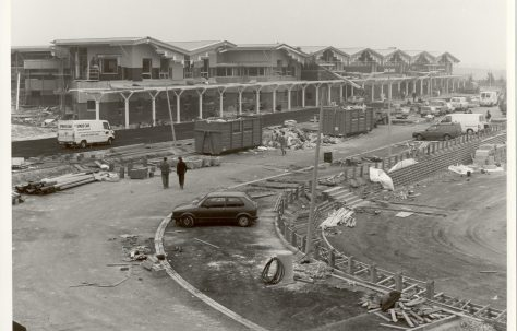 Memories of High Wycombe: Before Opening, 1988.