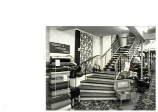 Interior of shop | John Lewis Partnership Archives