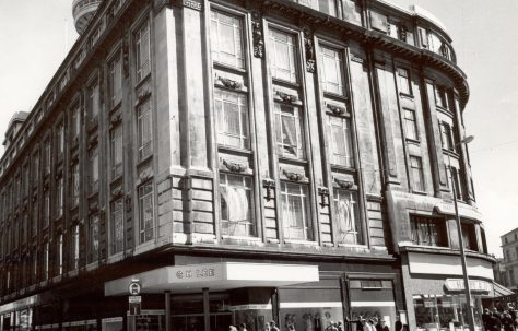George Henry Lee and Bon Marche in Liverpool