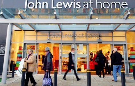 The Grand Opening of John Lewis At Home Newbury