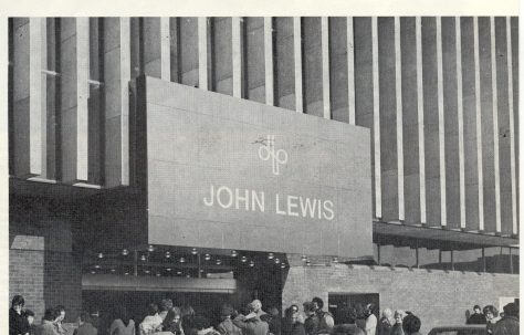 The grand opening of John Lewis Brent Cross