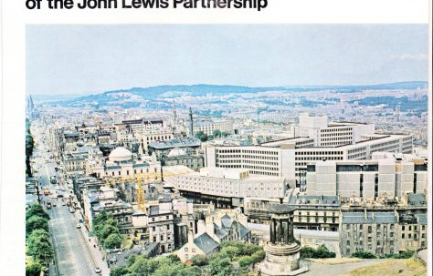 The Grand Opening of John Lewis Edinburgh