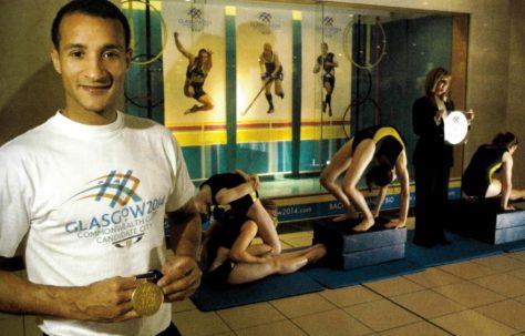 John Lewis Glasgow backs Glasgow games bid