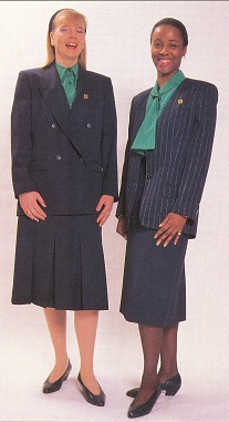 John Lewis Business Dress 1990 | John Lewis Heritage Centre archive