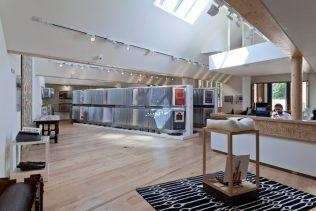 Textile viewing gallery | John Lewis Partnership Heritage Services