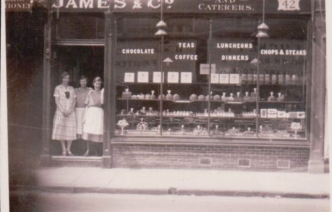 James & Co Bakers, Confectioners and Caterers