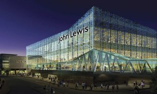 John Lewis Leicester in its absolute glory