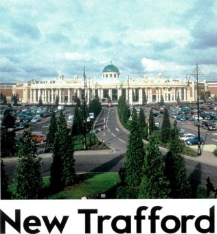 The Gazette of 16th August 2003 announces plans for John Lewis Trafford