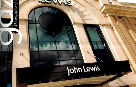 The Grand Opening of John Lewis Trafford