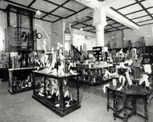 Jessops interior in the 1920s