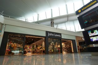 John Lewis Heathrow, June 2014 | John Lewis Partnership