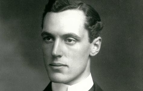 John Spedan Lewis; born into the business in 1885
