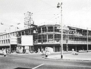 The rebuilding of Knight and Lee, in its later stages