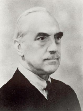 Oswald Lewis, circa 1950s